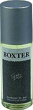 Perfumería y cosmética Chat D'or Boxter - Desodorante perfumado