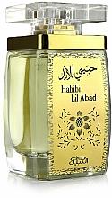 Perfumería y cosmética Nabeel Habibi Lil Abad - Eau de parfum