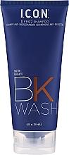 Perfumería y cosmética Champú antiencrespamiento con extracto de aloe vera - I.C.O.N. BK Wash Shampoo