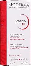 Perfumería y cosmética Crema facial hipoalergénica antirojeces con alantoína y aceite de canola - Bioderma Sensibio AR Anti-Redness Cream