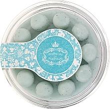 Perfumería y cosmética Jabón exfoliante corporal, violeta - Essencias De Portugal Pitonados Collection Grape Soap