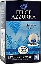Perfumería y cosmética Difusor de aroma elécrico, fragancia Fougère - Felce Azzurra Classico