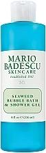 Perfumería y cosmética Gel de ducha y espuma con extracto de algas - Mario Badescu Seaweed Bubble Bath & Shower Gel