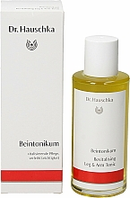 Perfumería y cosmética Tónico revitalizante para piernas y brazos con aceite de romero - Dr. Hauschka Revitalising Leg & Arm Tonic