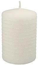 Perfumería y cosmética Vela decorativa, blanca - Artman Candle Andalo
