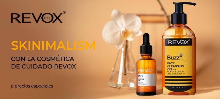 Rebajas de 20% en toda la gama de productos Revox. Los precios indicados tienen el descuento aplicado