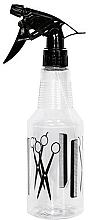 Perfumería y cosmética Pulverizador de peluquería 00173, 500 ml, transparente - Ronney Professional Spray Bottle 173