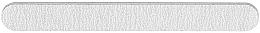 Perfumería y cosmética Lima de uñas gris, 100/180 - Tools For Beauty Nail File Straight Grey