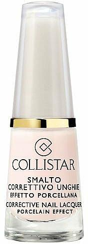 Esmalte de uñas efecto porcelana - Collistar Smalto Correttive Nail Lacquer