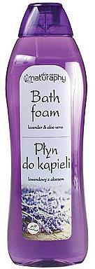 Espuma de baño con lavanda y aloe - Bluxcosmetics Naturaphy Lavender & Aloe Vera Bath Foam
