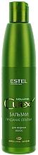 Perfumería y cosmética Acondicionador voluminizador con aceite de ricino - Estel Professional Curex Volume