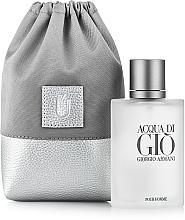 Perfumería y cosmética Bolso cosmético, gris (15x10x6cm) - MakeUp Perfume Dress (vacío)