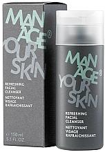 Perfumería y cosmética Gel de limpieza facial con extracto de artemisia - Dr. Spiller Manage Your Skin Refreshing Facial Cleanser