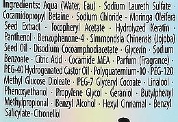 Champú para cabello graso con extractos de semillas de moringa - Schwarzkopf Gliss Kur Purify & Protect Shampoo — imagen N2