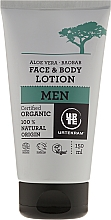 Perfumería y cosmética Loción orgánica para cuerpo y rostro con Baobab y Aloe Vera - Urtekram Men Aloe Vera Baobab Face & Body Lotion