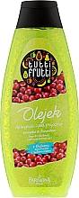 Perfumería y cosmética Gel de ducha & baño con pera y arándano - Farmona Tutti Frutti Bath Oil