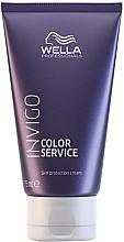 Perfumería y cosmética Crema protectora de manchas de tinte - Wella Professionals Invigo Color Service Skin Protection Cream