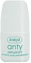 Perfumería y cosmética Roll-on antibacteriano - Ziaja Roll-on Deodorant Antibacterial