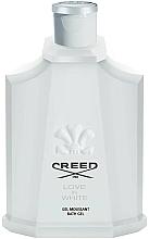 Perfumería y cosmética Creed Love in White - Gel de ducha perfumado
