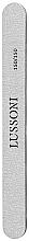 Perfumería y cosmética Lima de uñas - Lussoni Zebra Straight File Grid 150/150