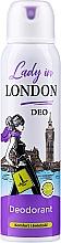 Perfumería y cosmética Desodorante - Lady In London Deodorant