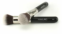 Perfumería y cosmética Brocha para bases de maquillaje líquidas o cremosas y cosmética mineral, H53 - Hakuro
