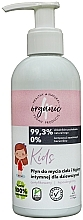 Perfumería y cosmética Gel de higiene íntima hipoalergénico para chicas con jugo de aloe vera - 4Organic Kids Girl Intimate Gel