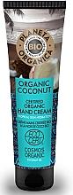 Perfumería y cosmética Crema de manos con aceite orgánico de coco - Planeta Organica Organic Coconut Hand Cream