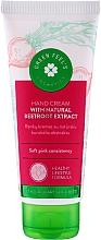 Perfumería y cosmética Crema de manos con extracto de remolacha - Green Feel's Hand Cream With Beetroot Extract