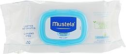 Perfumería y cosmética Toallitas húmedas hipoalergénicas calmantes para bebés - Mustela Bebe Cleansing and Soothing Wipes