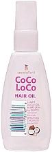 Perfumería y cosmética Aceite para cabello de coco - Lee Stafford CoCo LoCo Hair Oil