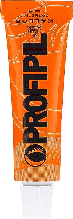 Tinte permanente para cejas y pestañas (sin oxidante incluido) - Kallos Cosmetics Profi Pil
