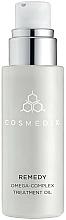 Perfumería y cosmética Aceite facial suavizante e iluminador con complejo Omega - Cosmedix Remedy Omega-Complex Treatment Oil