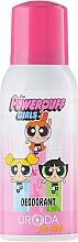 Perfumería y cosmética Desodorante para niñas - Uroda for Kids The Powerpuff Girls Deodorant