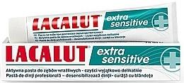 Perfumería y cosmética Pasta para dientes sensibles con lactato de aluminio y alantoína - Lacalut