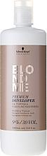 Perfumería y cosmética Loción activadora 9%/30 vol. - Schwarzkopf Professional Blondme Premium Developer 9%