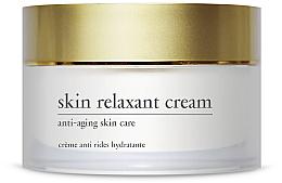 Perfumería y cosmética Crema facial con retinol, ácido hialurónico y proteínas de trigo - Yellow Rose Skin Relaxant Cream