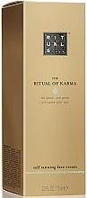 Perfumería y cosmética Crema facial autobronceadora con vitamina E - Rituals The Ritual of Karma Self Tanning Face Cream