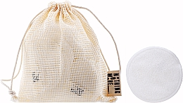 Perfumería y cosmética Discos desmaquillantes reutilizables de algodón - Nothing More Originals Cotons Bambou + Filet