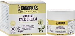 Perfumería y cosmética Crema facial con aceites de alta calidad - Dr. Konopka's Soothing Face Cream