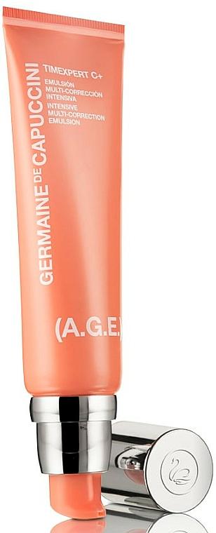 Emulsión multicorrección intensiva con extracto de Ume y vitamina C - Germaine de Capuccini Timexpert C+ (A.G.E.) Intensive Multi-Correction Emulsion