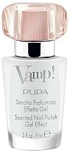Perfumería y cosmética Esmalte de uñas perfumado, efecto gel - Pupa Smalto Profumato Effetto Gel