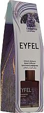 Perfumería y cosmética Ambientador Mikado con aroma a lavanda - Eyfel Perfume Reed Diffuser Flower