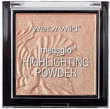 Perfumería y cosmética Iluminador facial en polvo - Wet N Wild MegaGlo Highlighting Powder