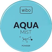 Perfumería y cosmética Polvo fijador de maquillaje con colágeno marino - Wibo Aqua Mist Fixing Powder