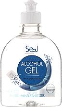 Perfumería y cosmética Gel antibacteriano para manos con efecto hidratante - Seal Cosmetics Alcohol Gel Hand Sanitizer