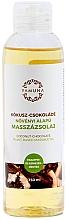 Perfumería y cosmética Aceite de masaje con aroma a chocolate y coco - Yamuna Coconut-Chocolate Plant Based Massage Oil