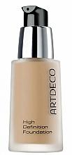 Perfumería y cosmética Base de maquillaje de cobertura media con 3 tipos de ácido hialurónico - Artdeco High Definition Foundation