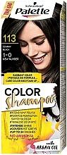 Perfumería y cosmética Champú colorante con aceite de argán - Schwarzkopf Palette Color Shampoo