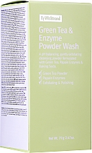 Perfumería y cosmética Polvo de limpieza facial enzimático con té verde - By Wishtrend Green Tea & Enzyme Powder Wash
